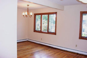 East Northport Second Floor Apartment - Dining Room - RENTED