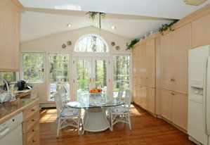 Old Chester Hills Custom Ranch - Country Kitchen