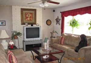Ronkonkoma Estate Sale - Formal Living Room - SOLD